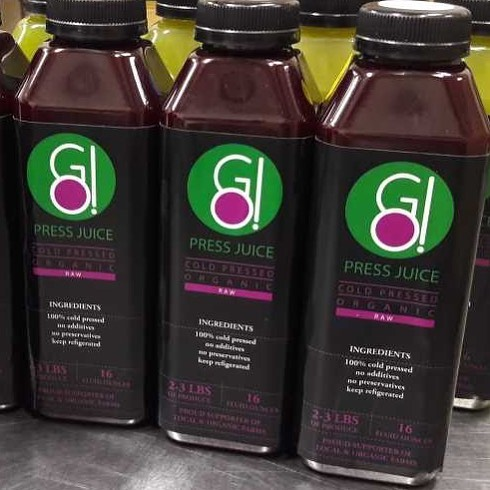 Our classic Beet It! juice is made of Beets, Apple, Orange, Mint + Basil. Grab yours by ordering online at gosmoothies.com!