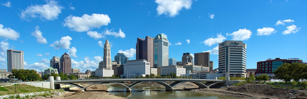 The Columbus, OH Skyline