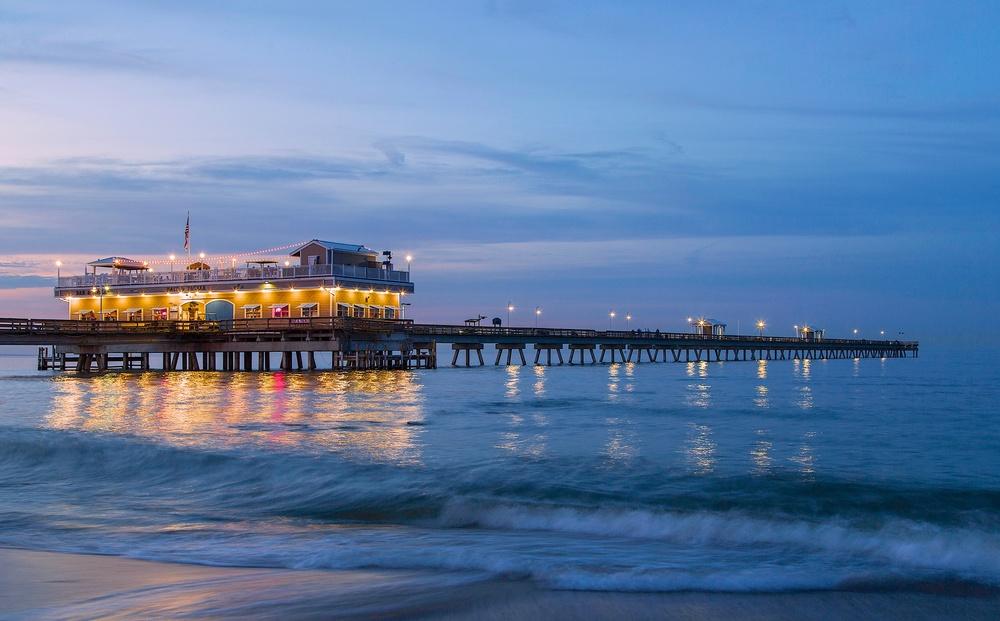 Ocean View Fishing Pier - Norfolk, VA