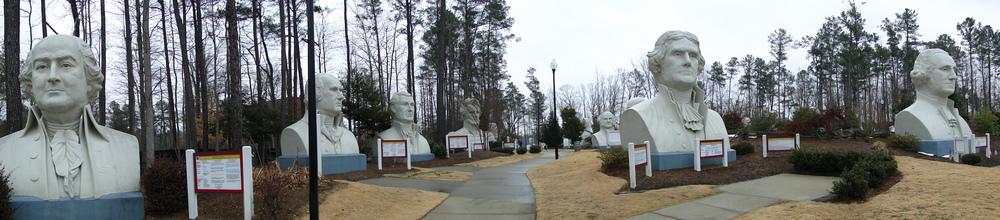 President's Park in 2010
