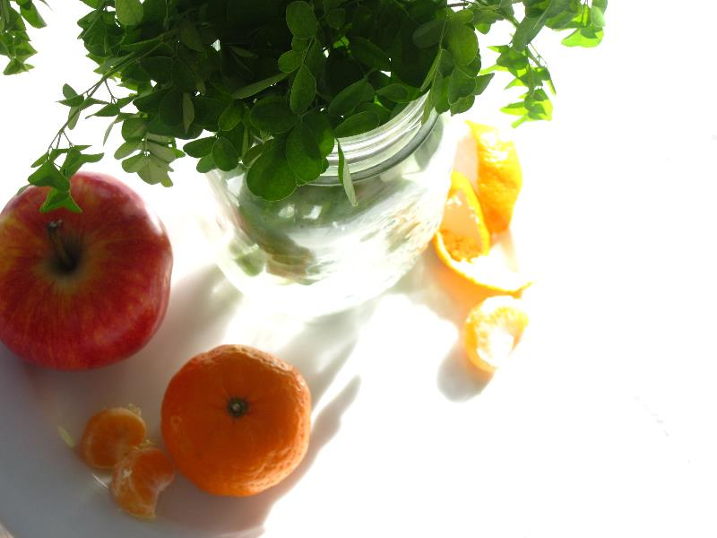 Morning Lit Fruits & Moringa