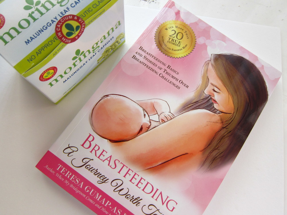 MORINGANA & BREASTFEEDING