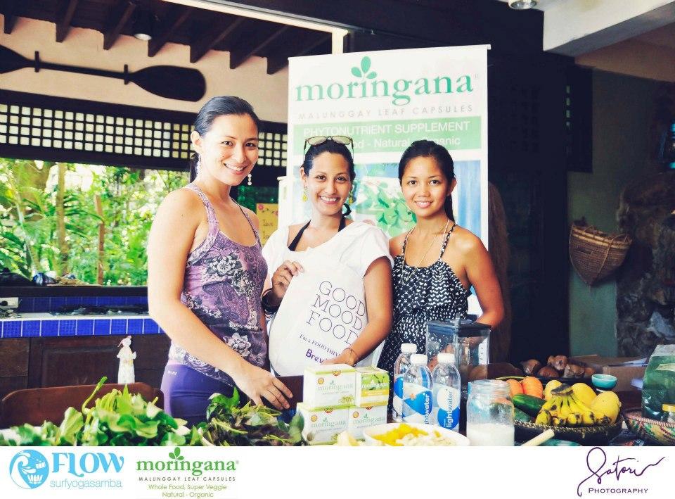 Yummy Moms & Moringana