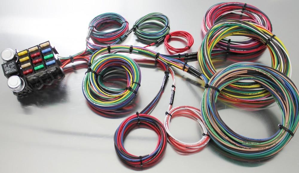 14 circuit budget wire harness tbc race cars rh tbcworks com 12 circuit wiring harness 14 circuit wiring harness diagram