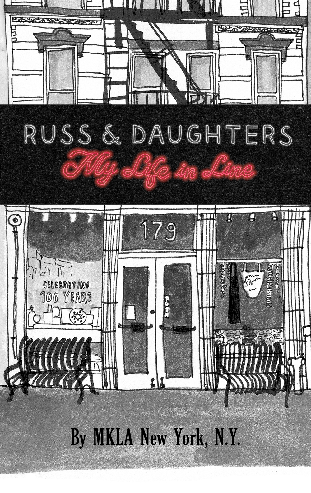 Russ & Daughters: My Life in Line