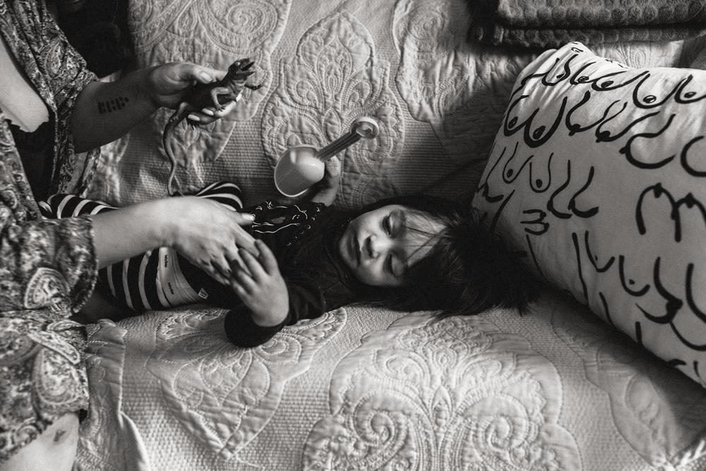 Woke up like this...BarbaraSeries 4, Photograph 8