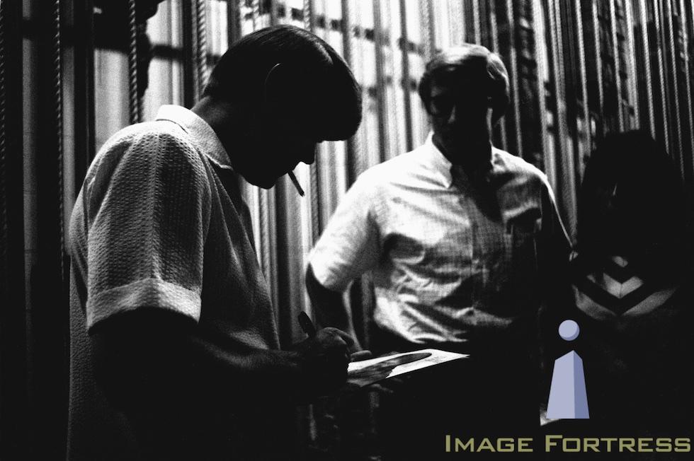 Glen Campbell, Backstage, Garden State Arts Center, Holmdel, NJ, 7 4 69  (Limited Edition)