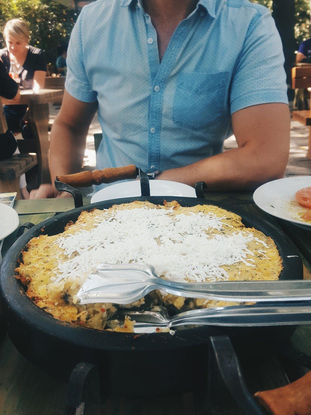 Bulgarian Potato Pie