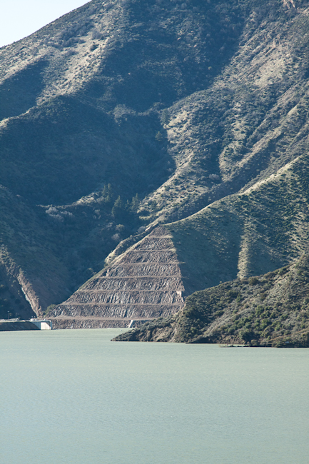Pyramid Lake, Angeles National Forest