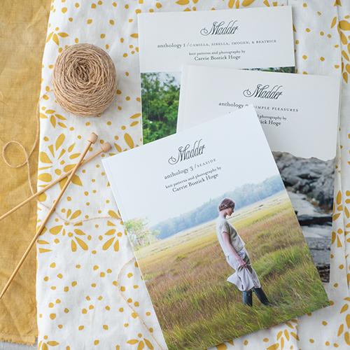 Madder Anthology book series
