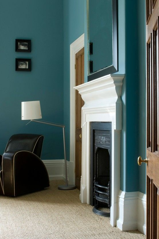 Farrow & Ball - Stone Blue - @FarrowandBall