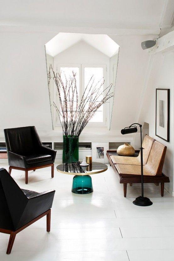 Lively Eclectic House  Paris, France designer Sarah Lavoine