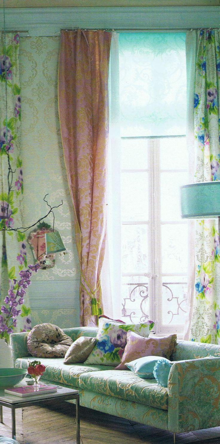 Tricia Guild drapes