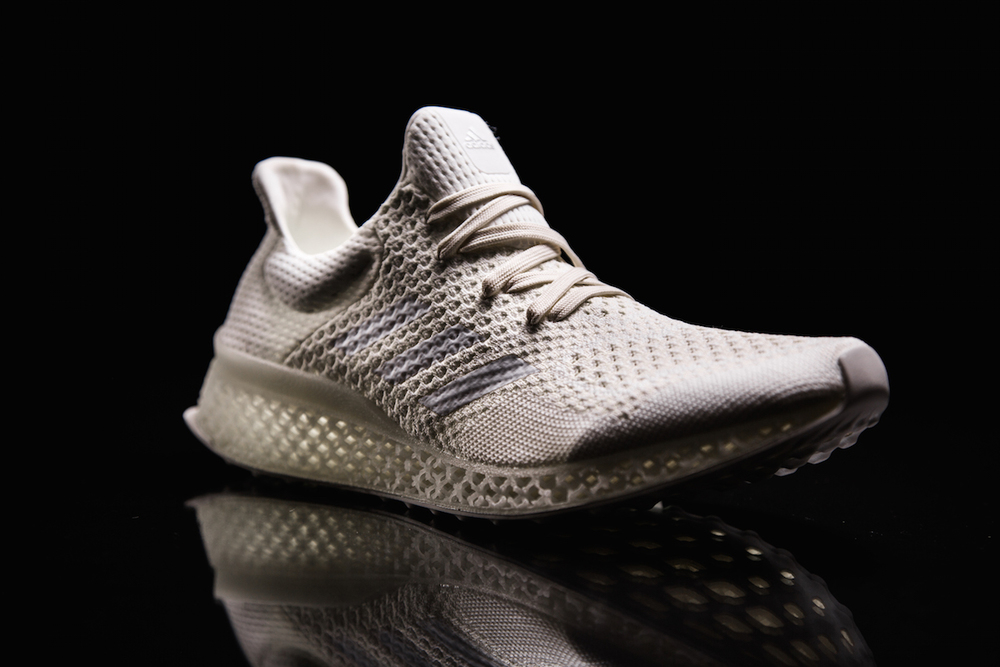 Adidas Futurecraft 3D: A running shoe made with 3D-printed materials