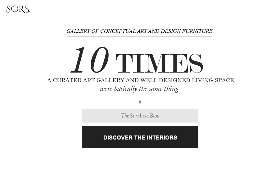 10 Times Art Living Space Blog Image