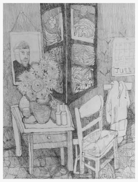 Van Gogh, 2014