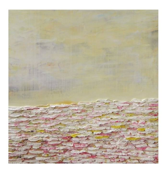 Winter, 2012 [[oil on canvas///huile sur toile]] - 100 x 100cm