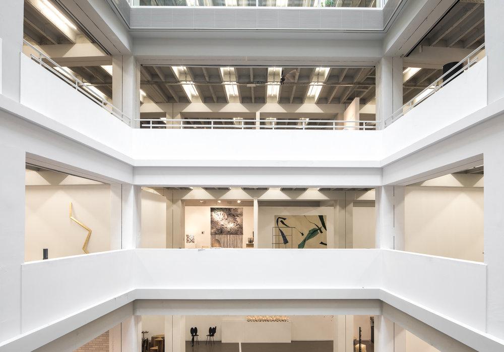 Vanderbourght Building//Espace Vanderbourght