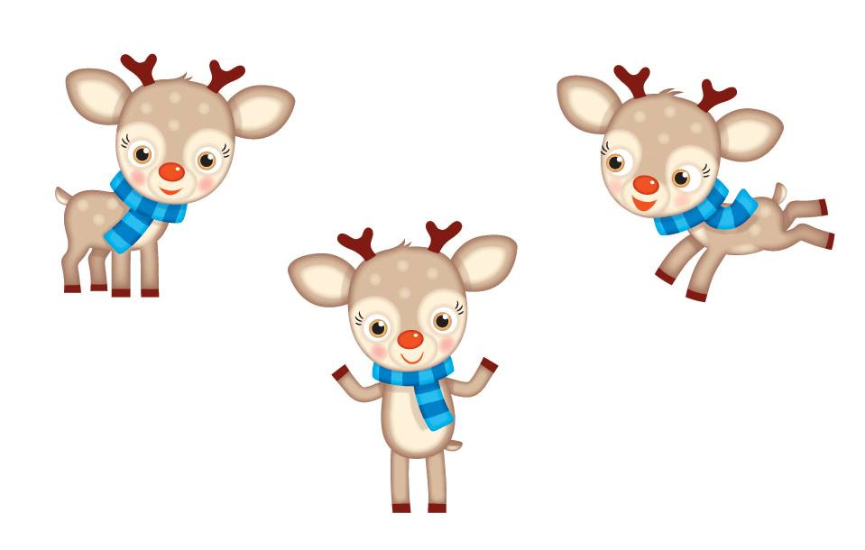 Rudolf Illustration
