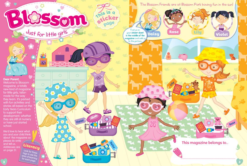 Blossom Magazine
