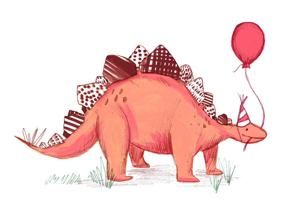 Stegosaurus_Greeting Design.jpg