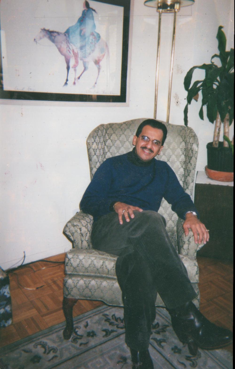 John Orlando Bermudez 10/19/1950- 7/7/2003