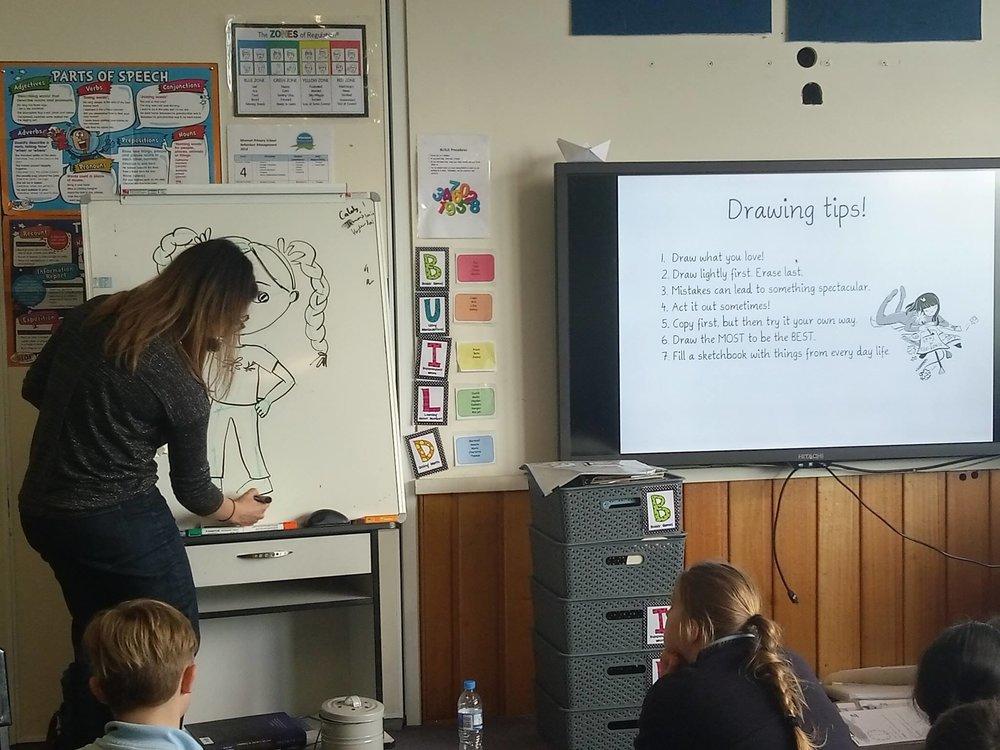 moonah primary school book week