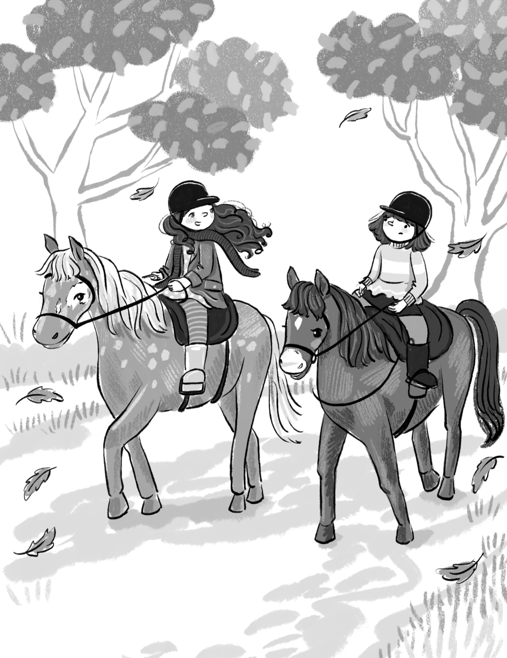 amelia chamelia and the farm adventure horse ride
