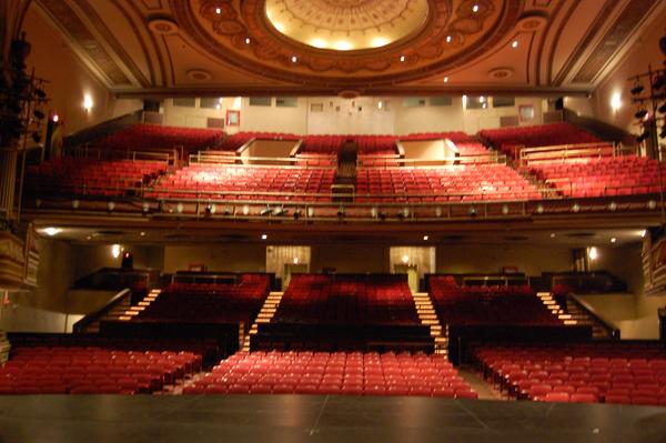 The Strand Theatre Common Boston June 3 4 2017
