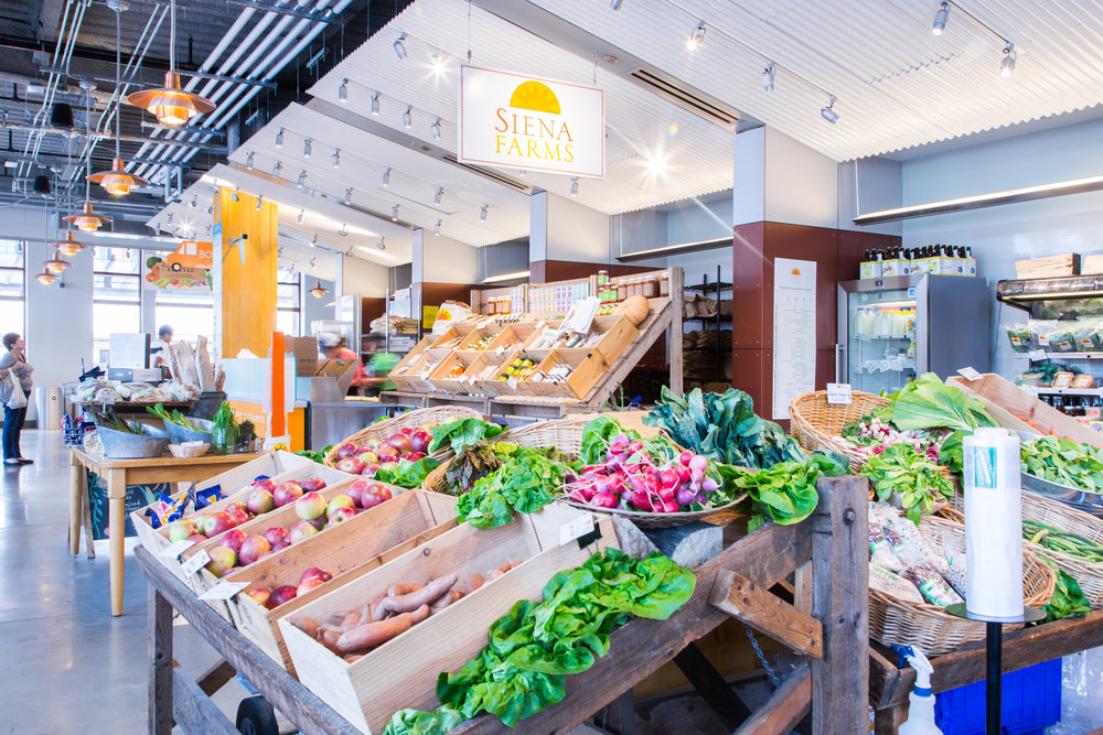 Community Spaces:  Boston Public Market