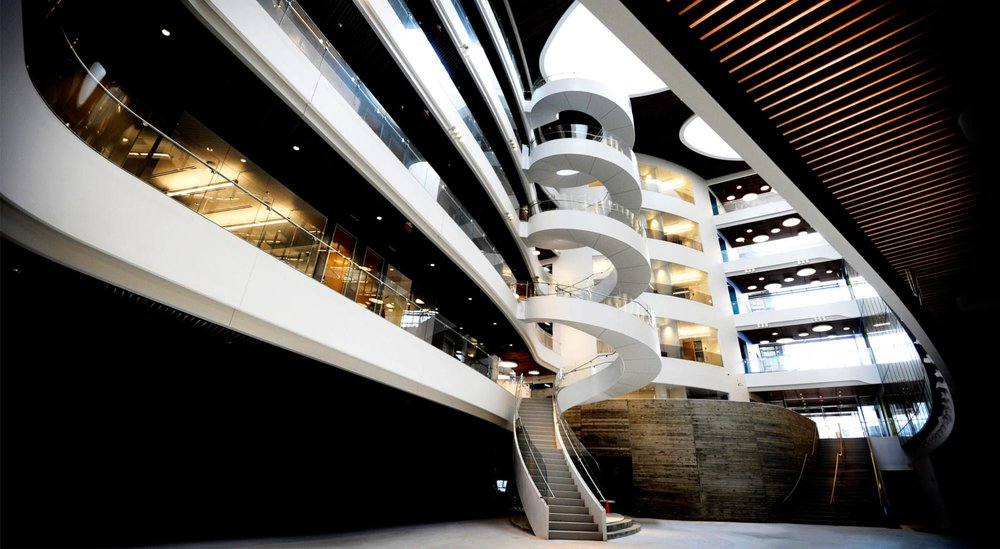 Educational:  Northeastern University ISEC