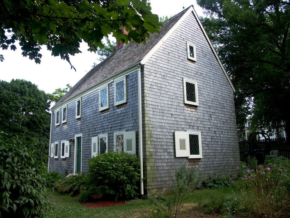 DHS:  James Blake House