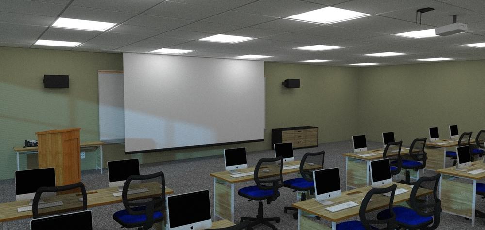AV presentation system