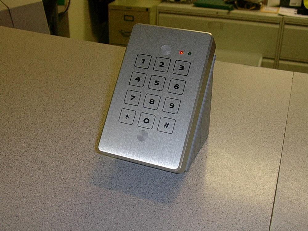 resident keypad, YMCA