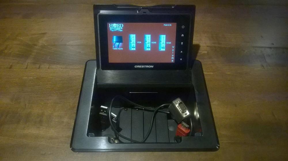 integrated AV controller