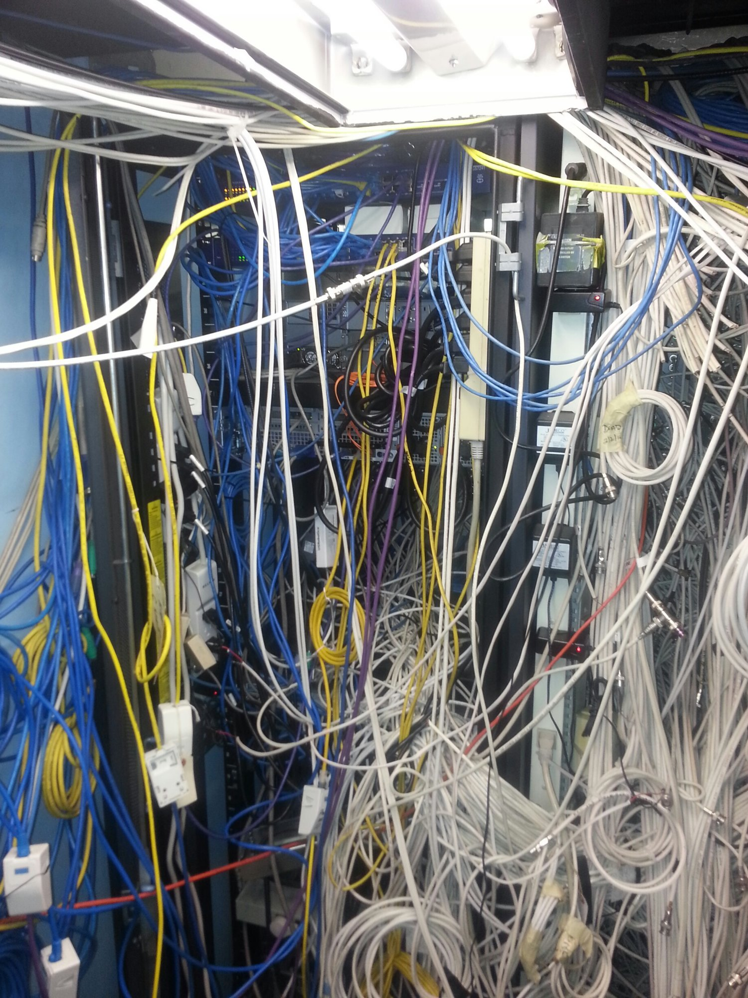 These Structured Cabling Monsters Will Spook You And Kill Your It Wiring Technology Budget