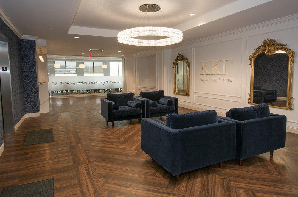 Kappa Kappa Gamma headquarters, Bridge Park in Dublin, Ohio