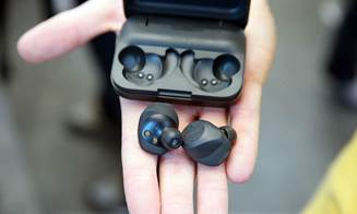8. Jabra Elite Sports Wireless Earbuds