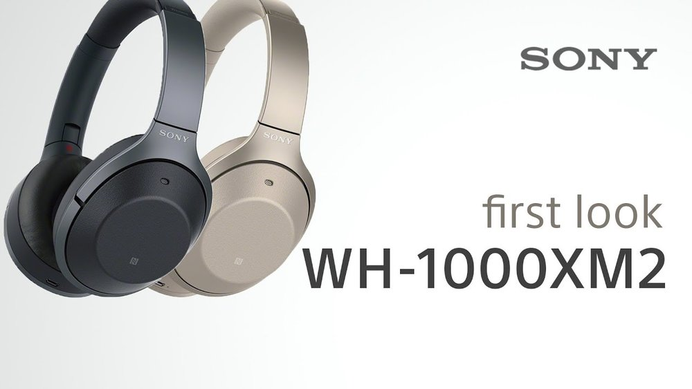 15. SONY wireless headphones