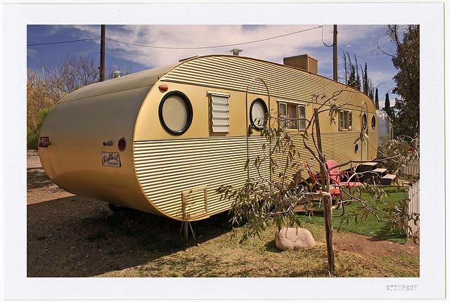 vintage Airfloat...camper of my dreams