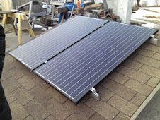 PV roof mount