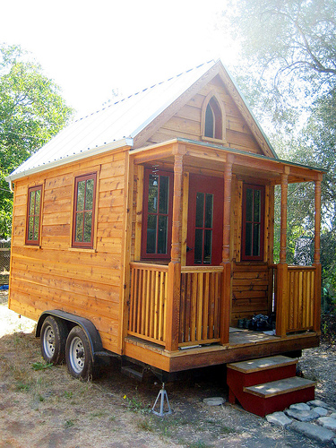 Tumbleweed tiny-house