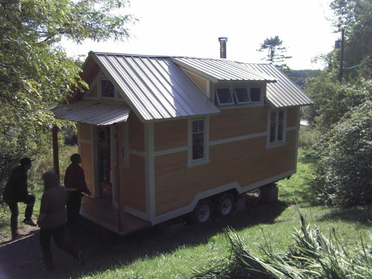 tiny house VT