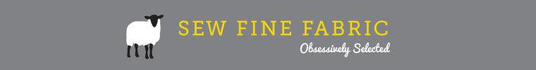 sewfinefabrics logo