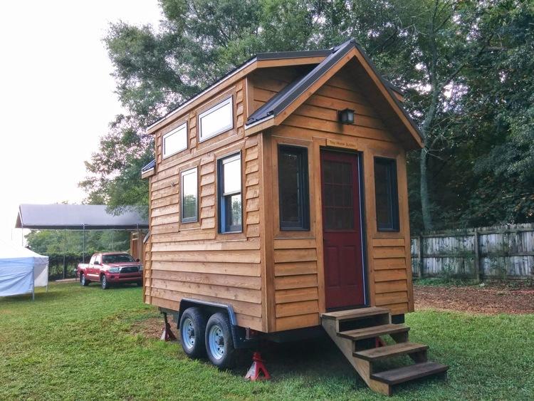Tiny Home Builders Hands On Building Workshop COMET CAMPER