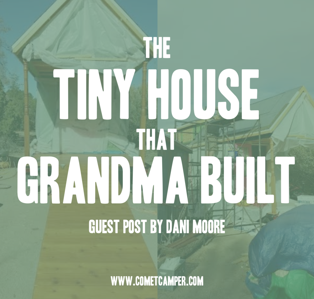 144 Square Feet The Tiny House That Grandma Built Downsizing From 1600 To 144