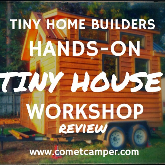 We're so excited to be teaching at the upcoming Tiny Home Builders hands on workshop in Georgia on April 11th - 12th! Will we see you there? #tinyhouseworkshop #tiny #tinyhouse #tinyhome #tinyhousemovement #diy #build #designbuild #workshop