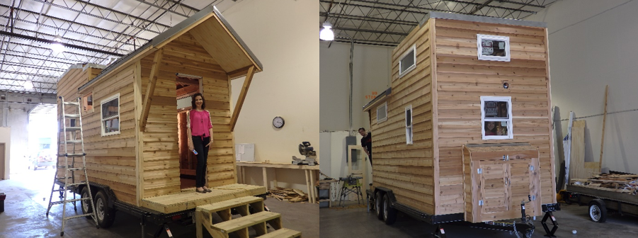 want a tiny house in your backyard comet camper