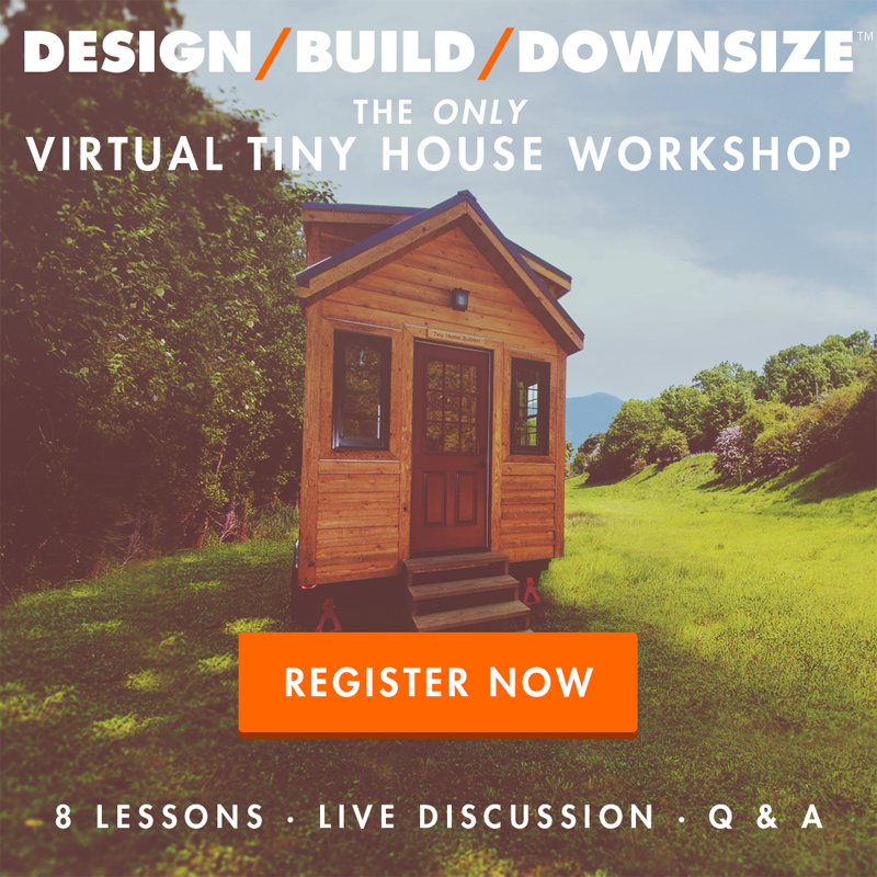 A Few Months Ago I Mentioned That My Good Friend And Tiny House Builder Dan  Louche (author Of The Tiny House Design And Construction Guide, ...