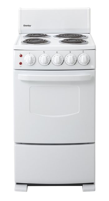 Danby stove, image from www.savinglots.com